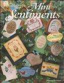 Mini Sentiments | Cover: Various Phrases