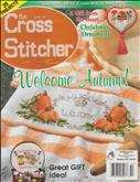 The Cross Stitcher | Cover: Pumpkin Patch Welcome Towel