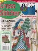 The Cross Stitcher | Cover: Santa Series - Santa With Tree