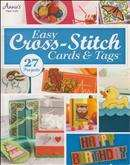 Easy Cross Stitch Cards & Tags