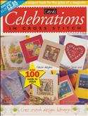 Celebrations in Cross Stitch | Cover: Various Card Designs
