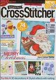 UK Cross Stitcher | Cover: Santa Sparkle