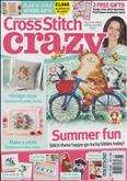 Cross Stitch Crazy | Cover: Cats on a Bike