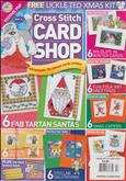 Cross Stitch Card Shop | Cover: Various Seasonal Designs