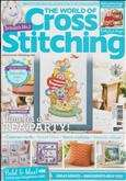 The World of Cross Stitching | Cover: Teacups Mice